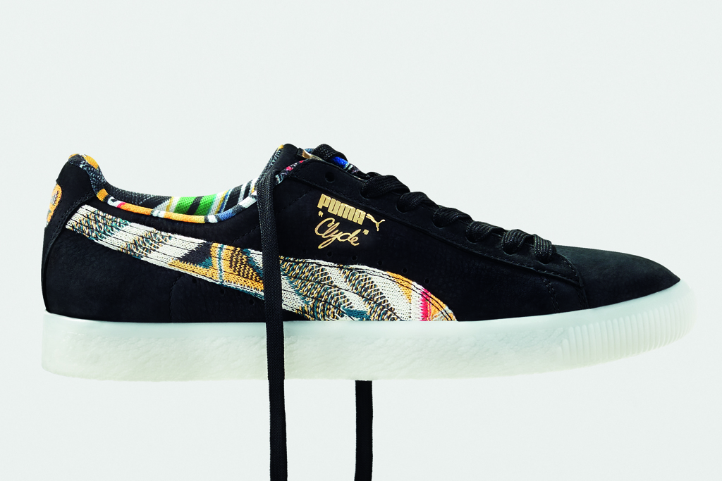 Limited-Edition Pumas Pay Homage to