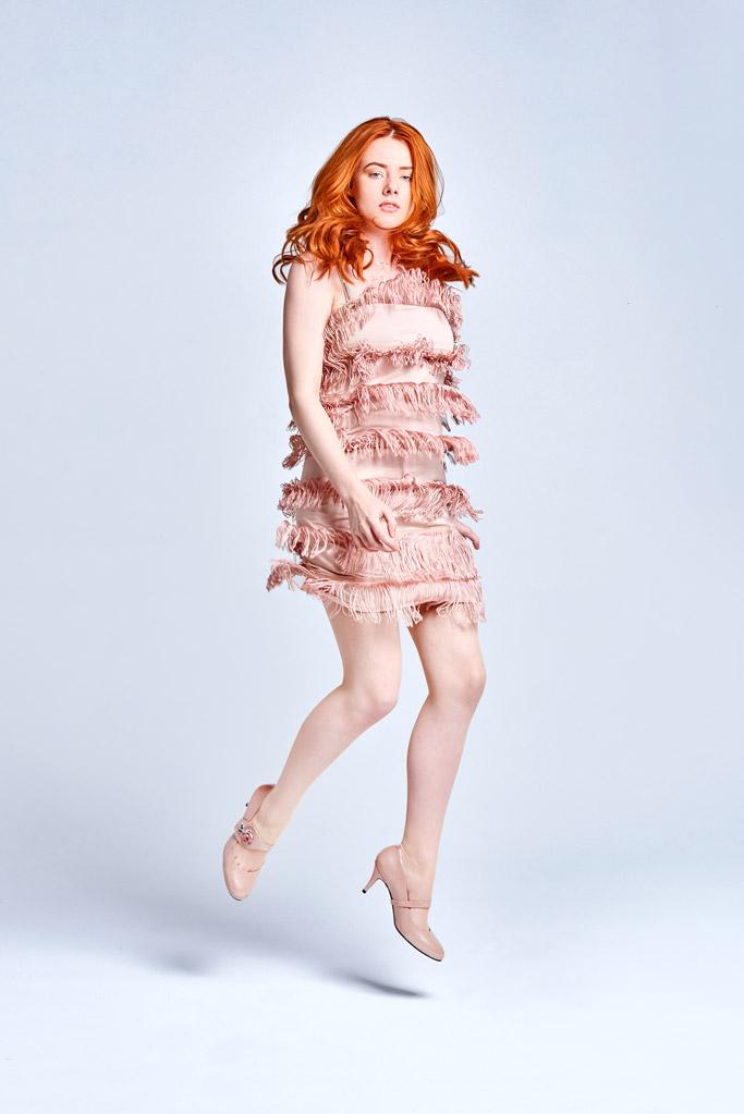 18-hour heels flamingo standing