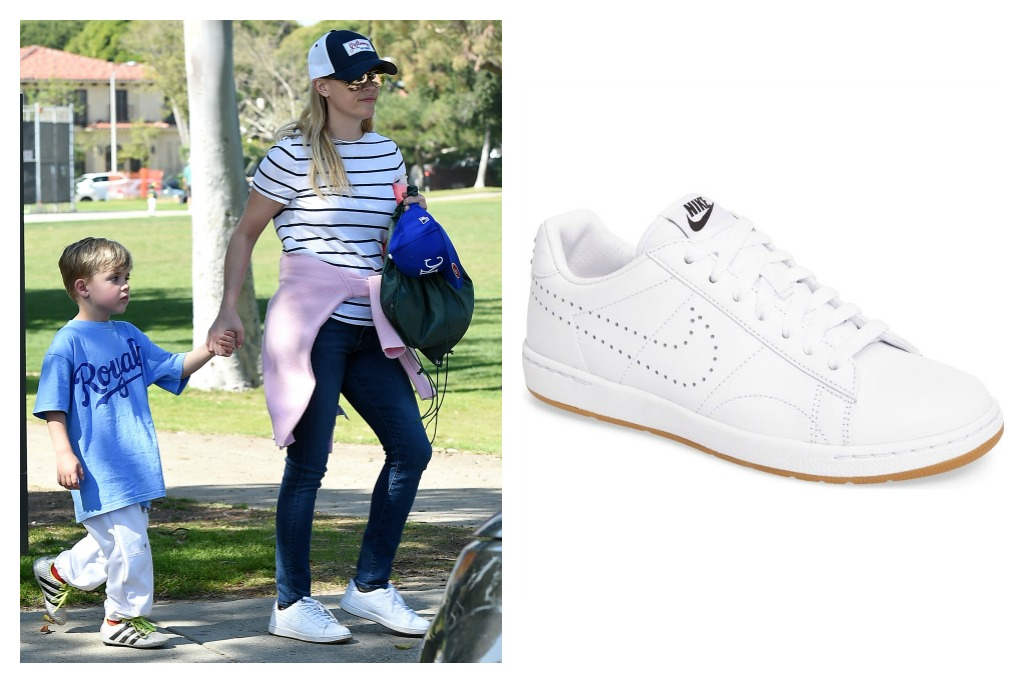 Reese Witherspoon's Tretorn Sneakers