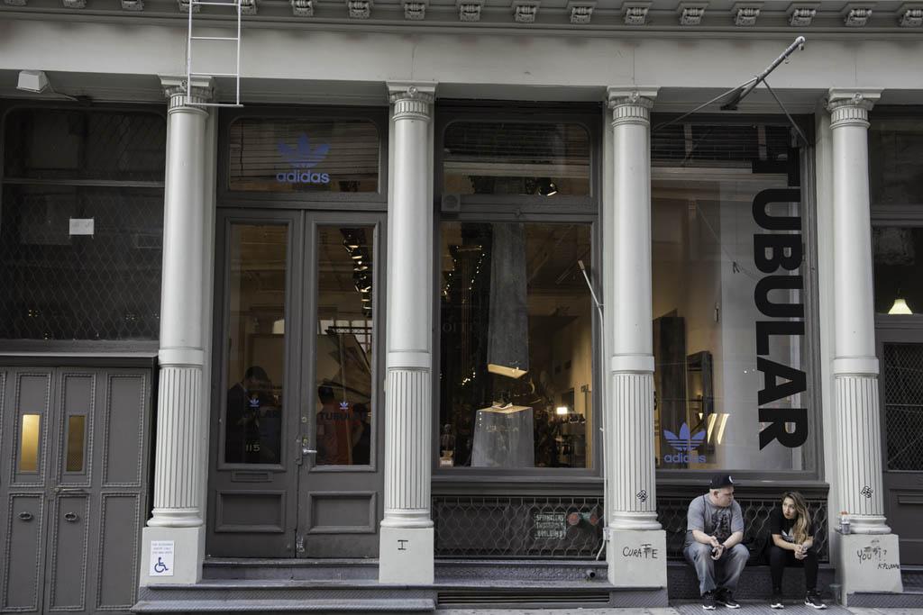 Adidas Spring Street Flagship Store