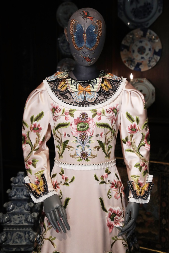 Chatsworth House fashion exhibition