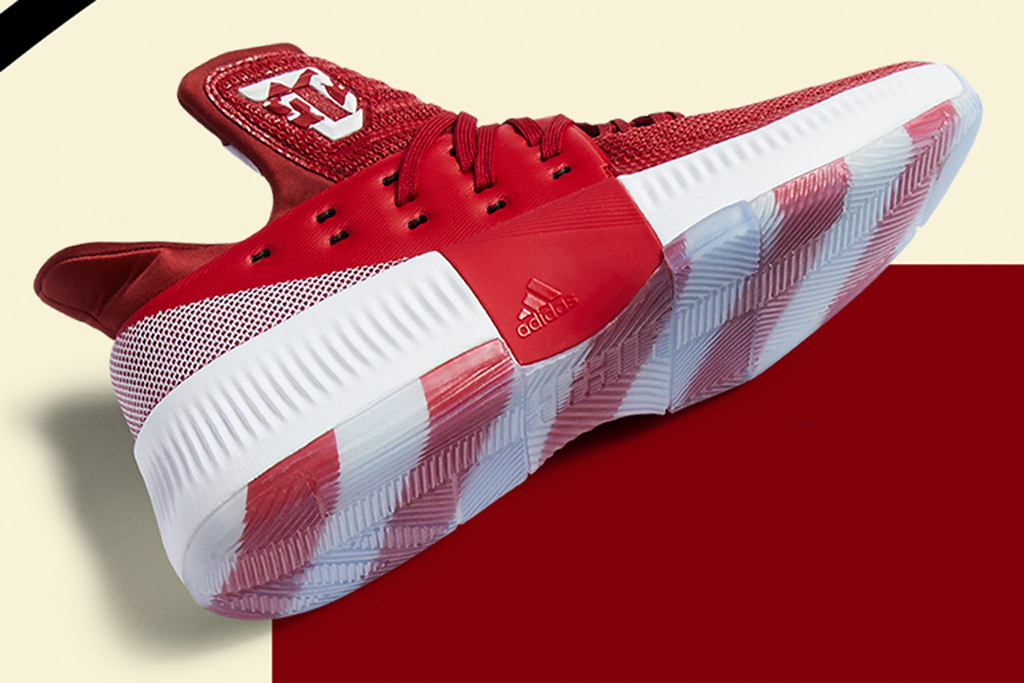 Indiana Adidas Dame 3