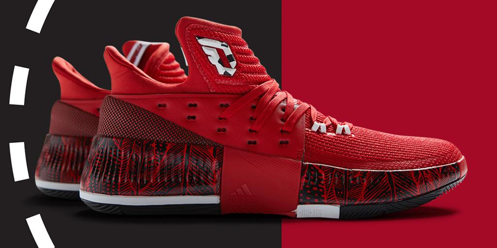 Louisville Adidas Dame 3