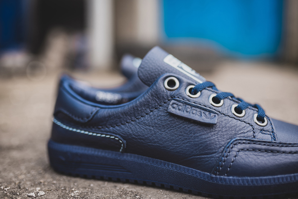 Noel Gallagher x Adidas Spezial Garwen