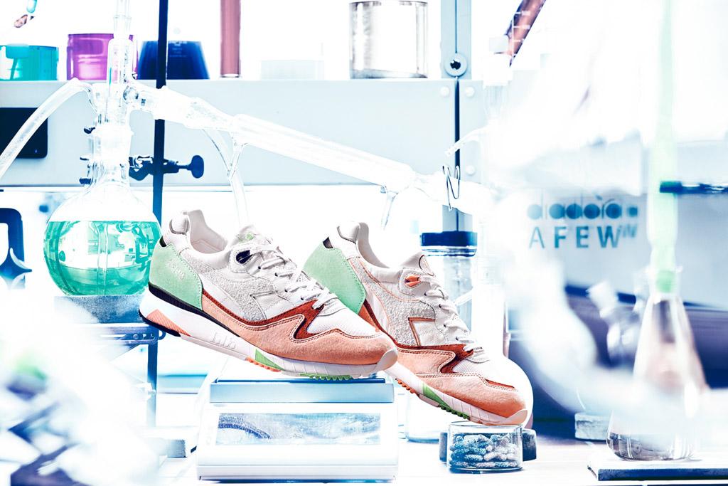 afew diadora sneakers