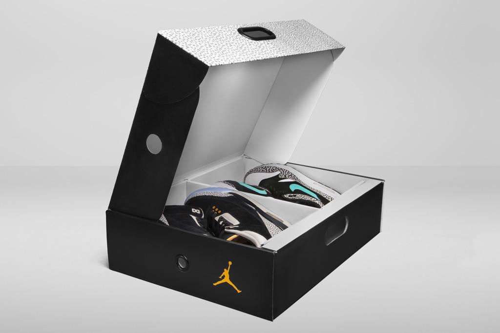 Atmos x Nike Air Max 1 x Air Jordan 3