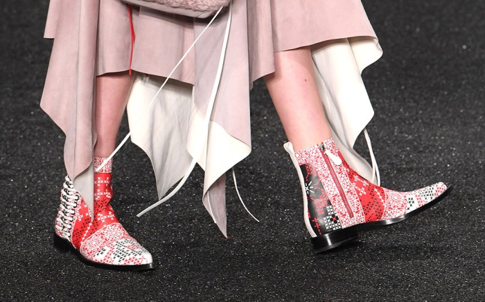 Top Trends: What's Red & White?