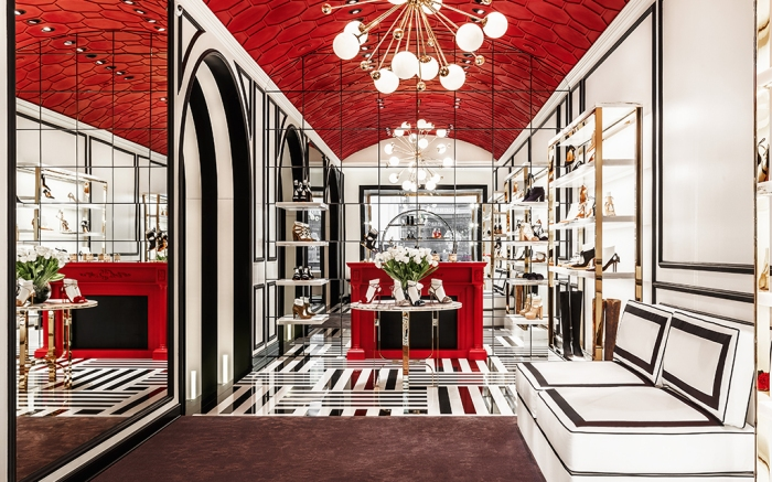 Aquazzura Opens New Store in Moscow