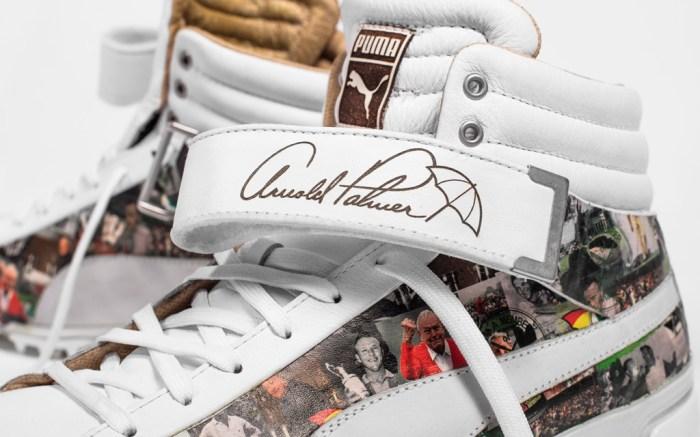 Rickie Fowler Arnold Palmer Puma