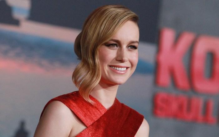 Brie Larson Kong Skull Premiere