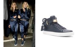 Cara Delevingne Shoe Style