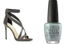 Open-Toe Shoes and Polish