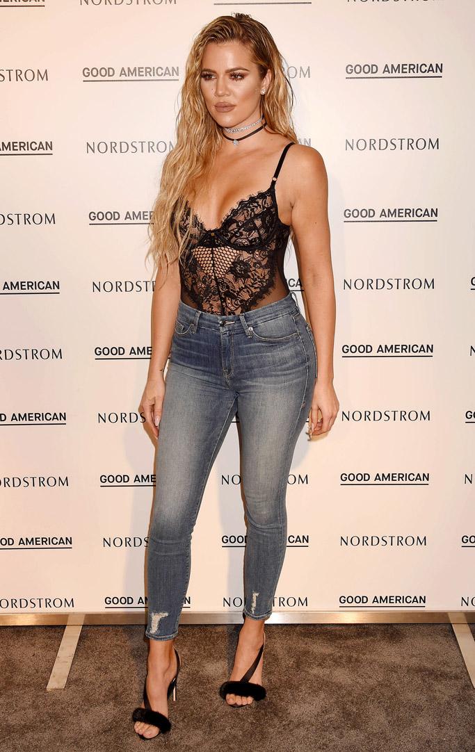 Khloe Kardashian Olgana Paris shoes