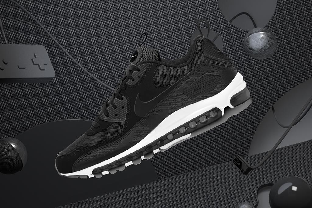 Nike Air Max 90 x Air Max 97