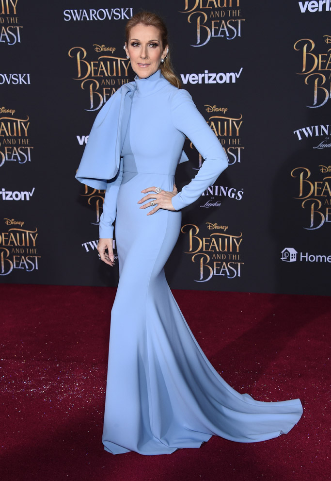 beauty and the beast movie premiere red carpet