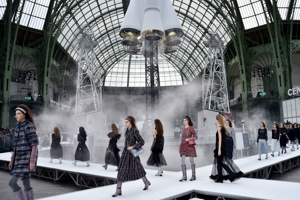 chanel ready to wear fall 2017