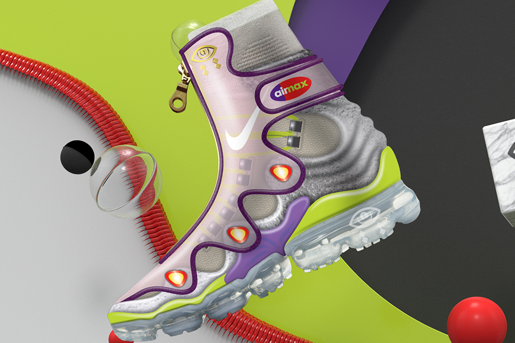 Nike VaporMax Hybrid