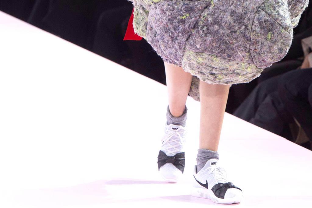 comme des garcons fall 2017 shoes
