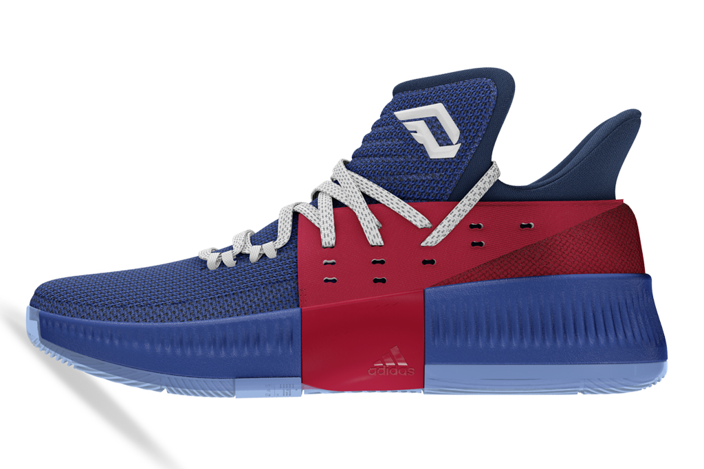 Mi Adidas Dame 3