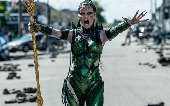 2017 Power Rangers Cast & Costumes