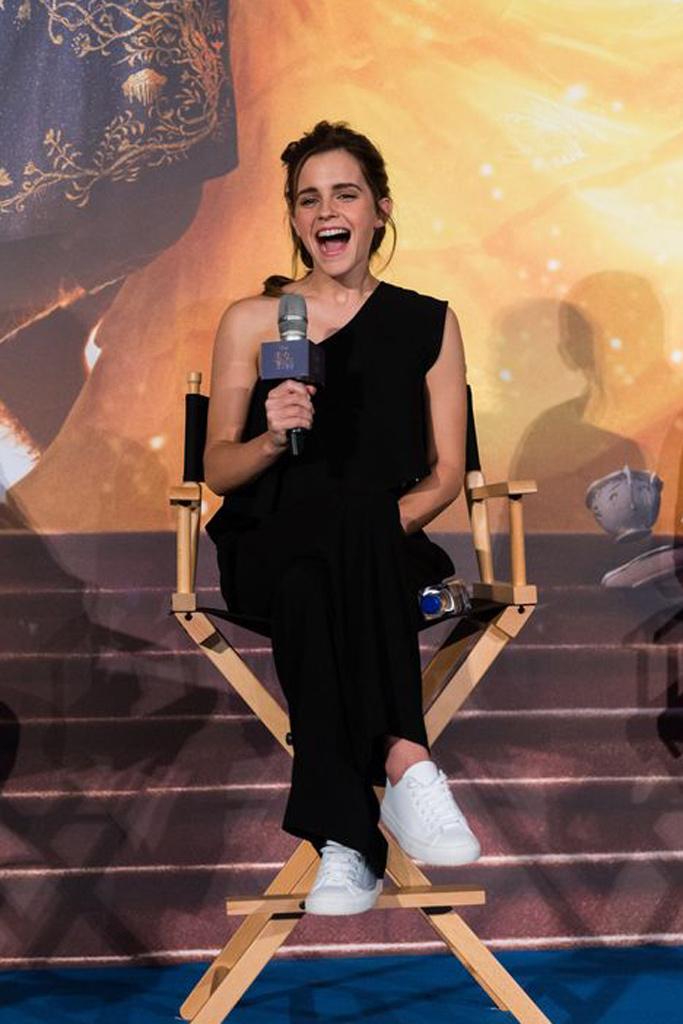 Emma Watson Shoe Style