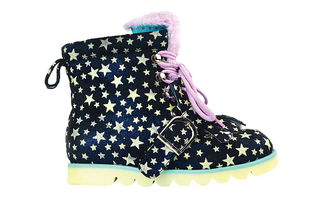 Kids Must Buy Shoes Fall 2017