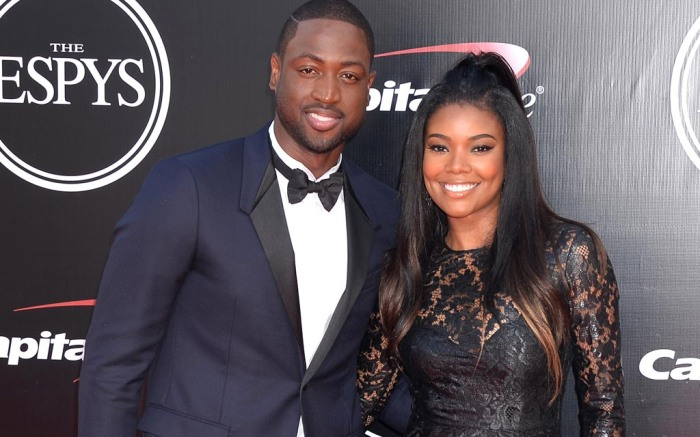 dwyane wade gabrielle union espys awards