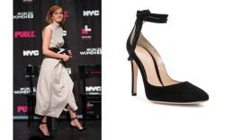 Shop Emma Watson's Shoe Style