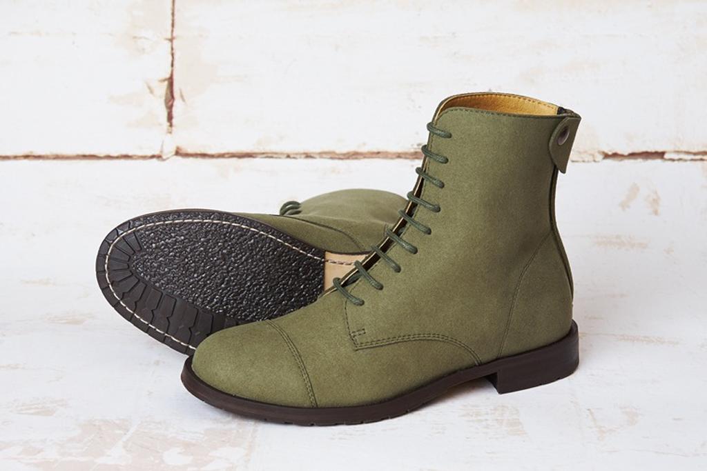 good guys vegan boot