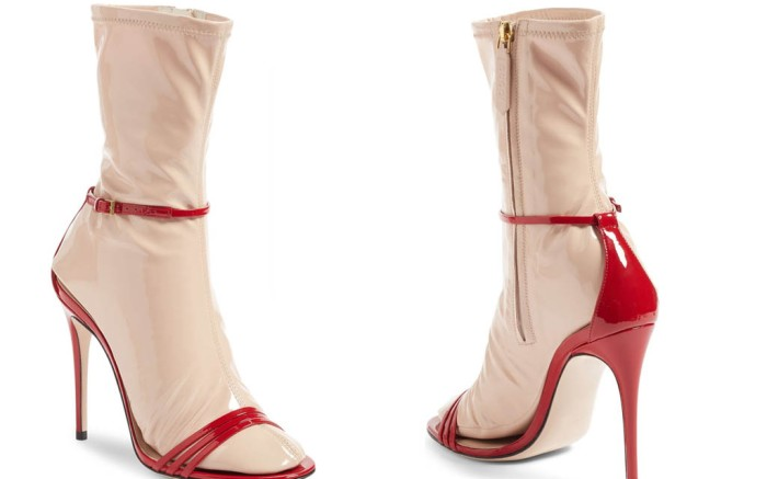 Gucci Ilse Sock Sandals nordstrom