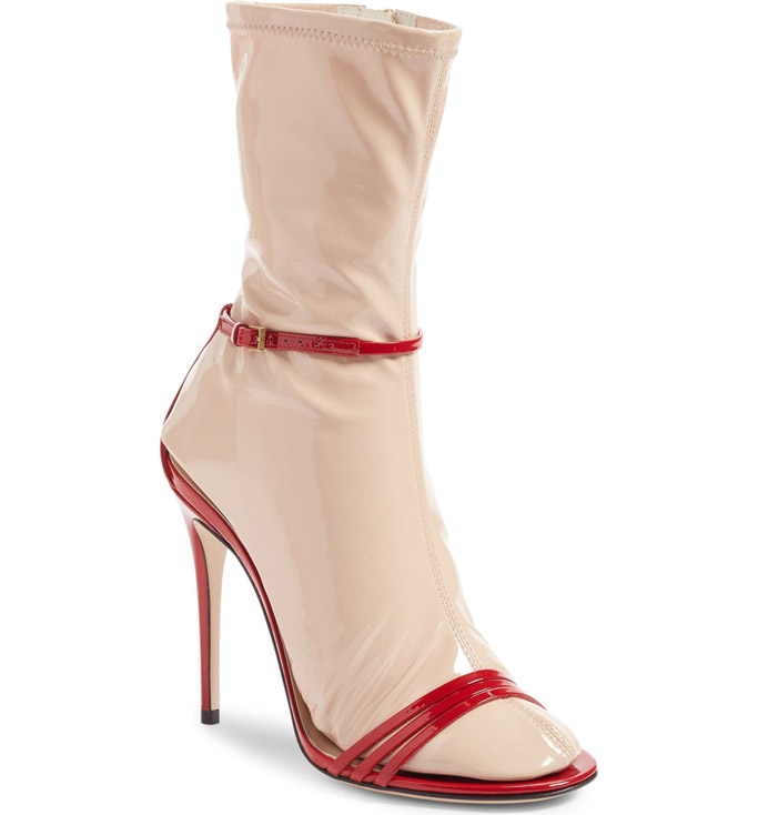 Gucci Ilse Sock Sandal nordstrom