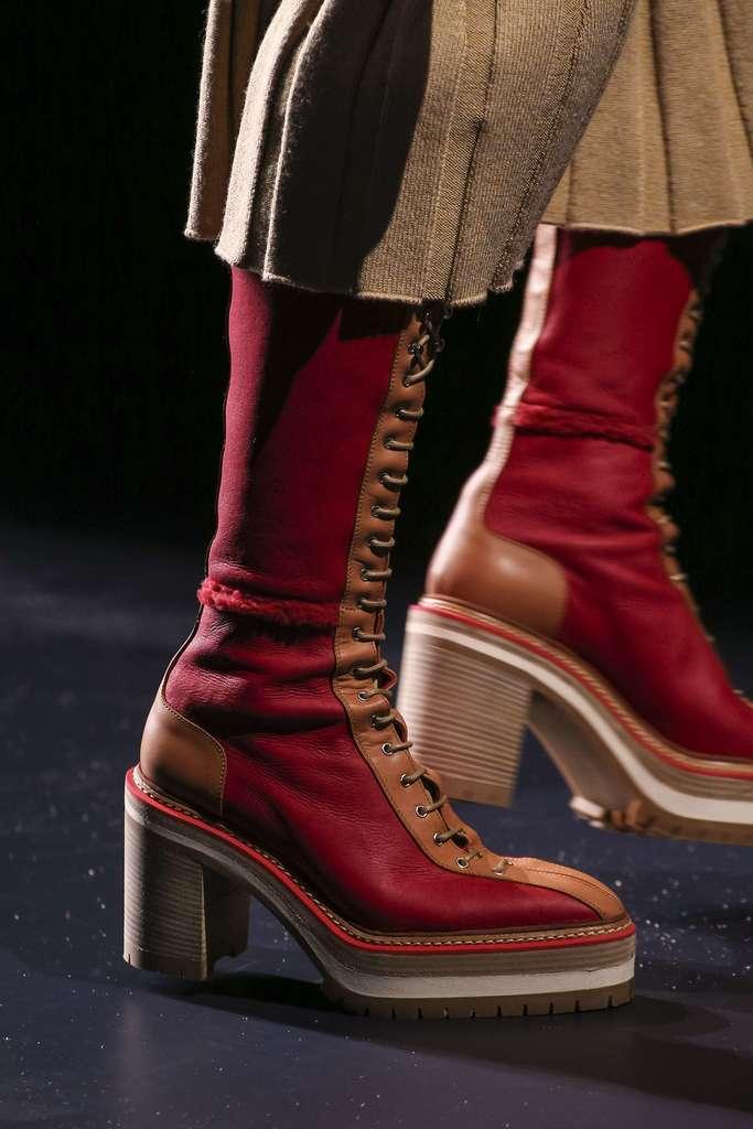 hermes fall 2017 shoes