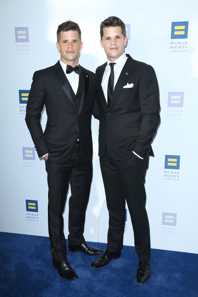 charlie max carter 2017 human rights campaign gala hrc