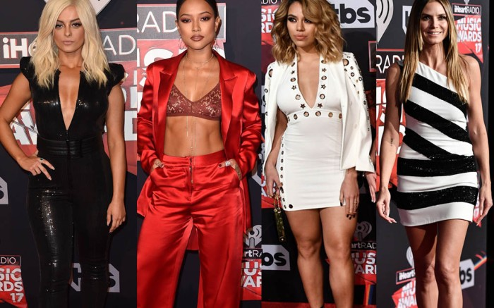 2017 iHeartRadio Music Awards: Red Carpet Sandals