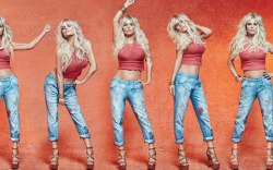 Jessica Simpson Stars in Her Spring