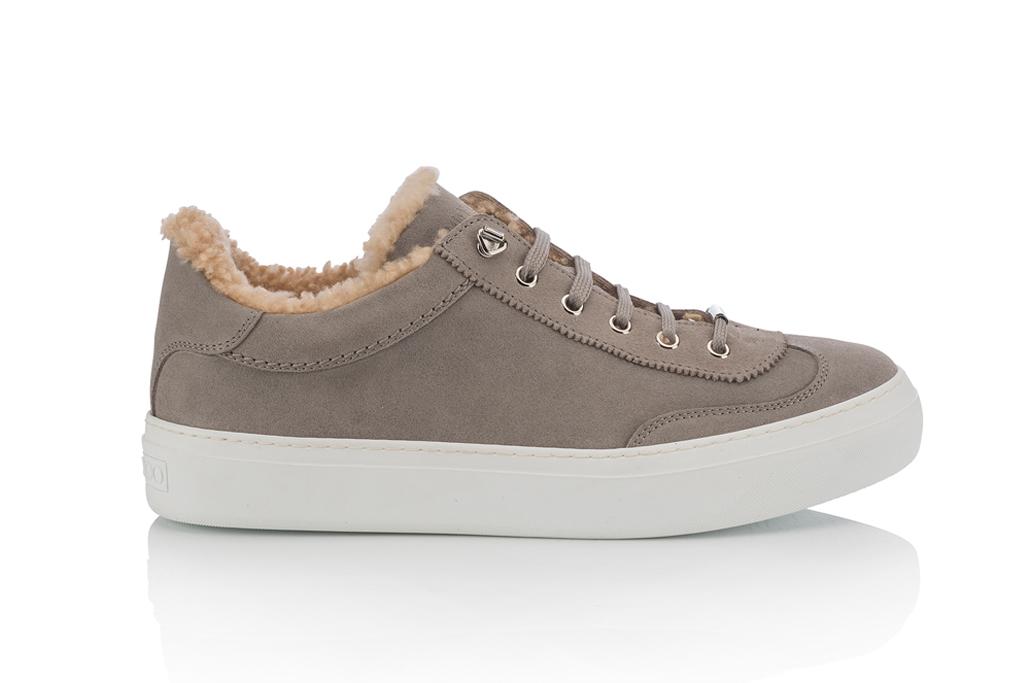 Jimmy Choo shearling Sneaker
