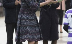 Kate Middleton: Paris Day Two
