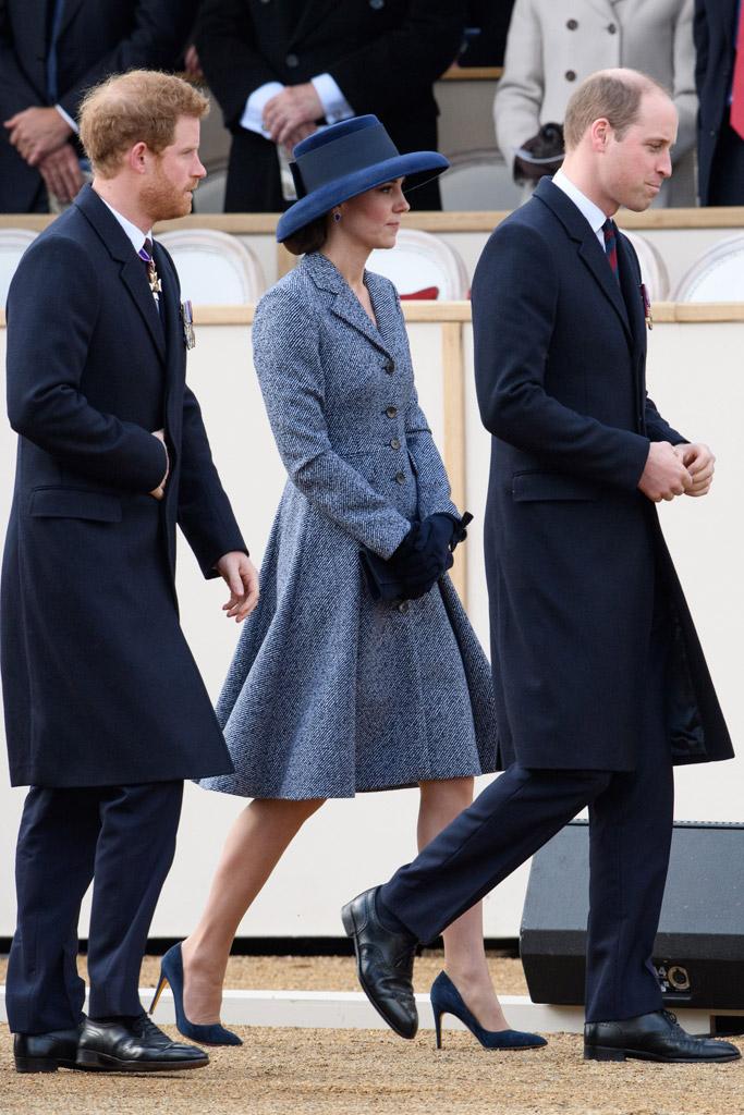 Kate Middleton Michael Kors Coat