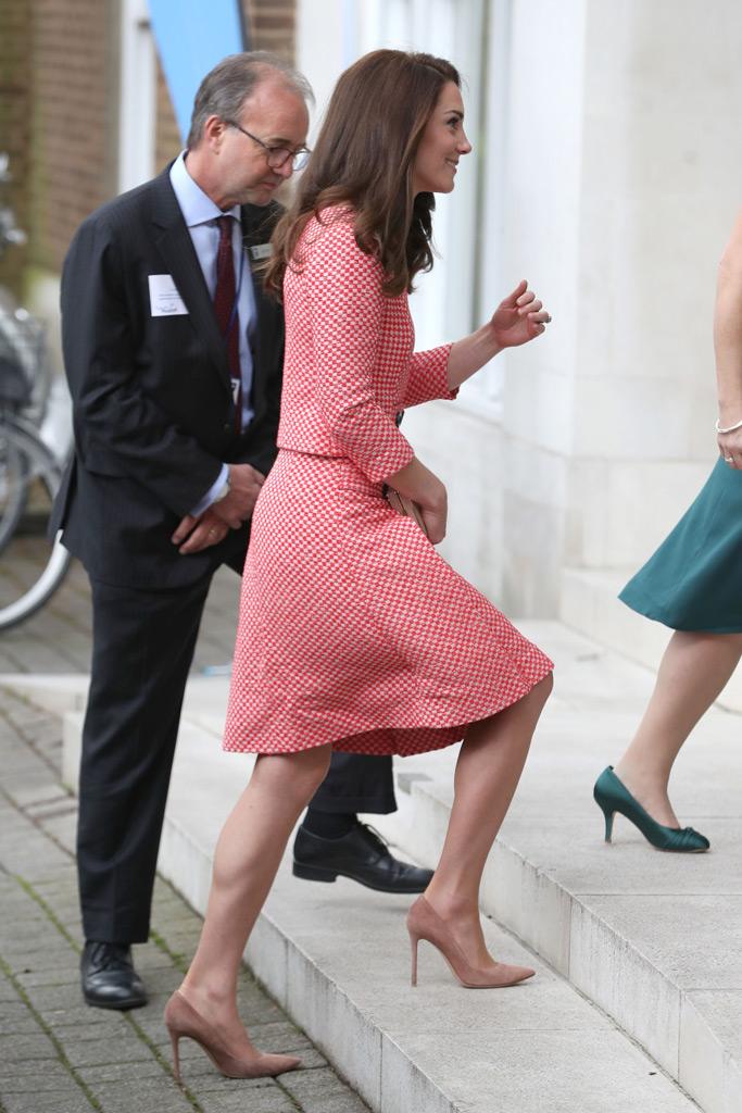 Kate Middleton Celebrity Statement Shoes