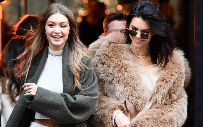 Kendall Jenner Gigi Hadid Style
