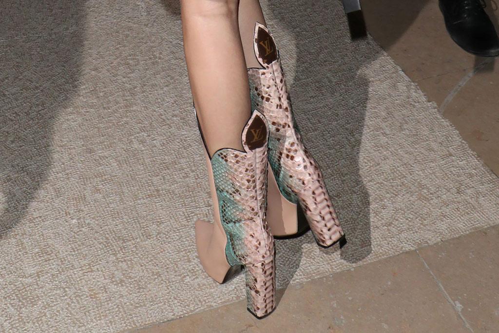 Kendall Jenner Louis Vuitton Paris