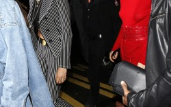 Kendall Jenner: Paris Fashion Week Fall 2017