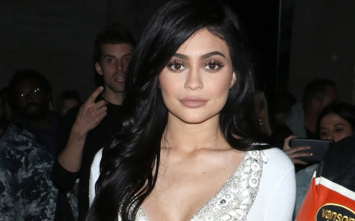 Kylie Jenner New York Fashion Week