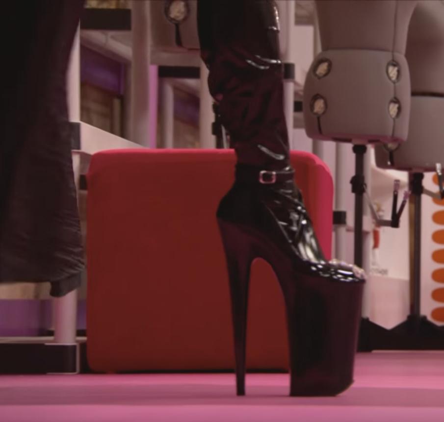 pleaser shoes heels lady gaga rupauls drag race