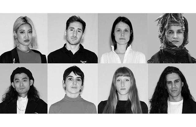 LVMH Prize finalists 2017.