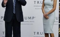 CNN Melania Trump Style Documentary