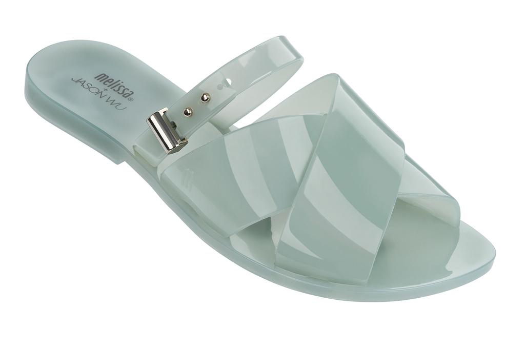 Melissa x Jason Wu Diane sandal, $79; Shopmelissa.com