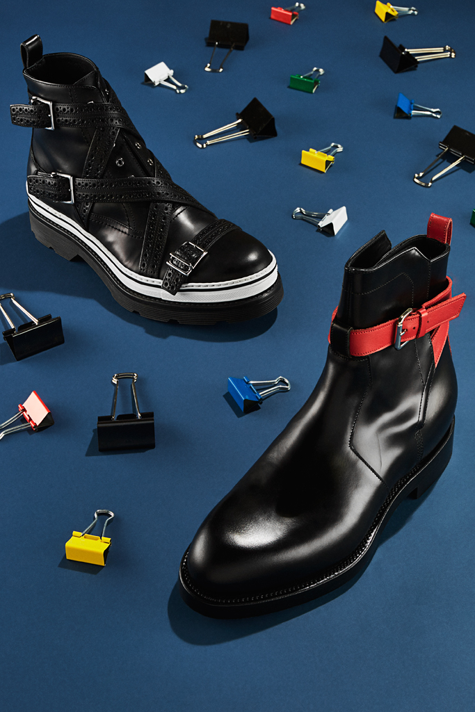 dior homme mens boot