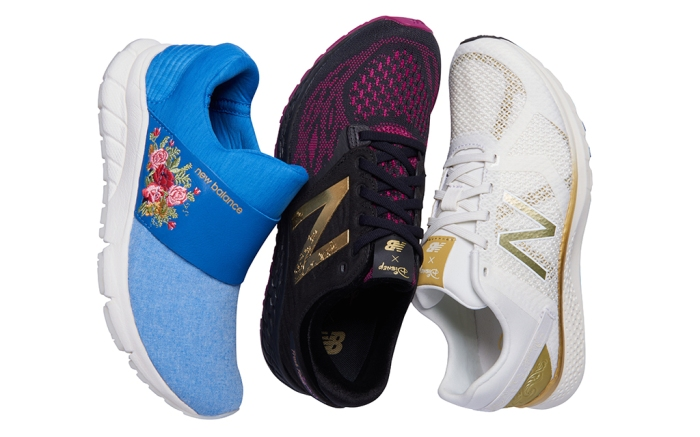 New Balance and Beauty and the Beast Collection