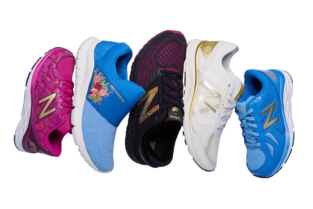 """New Balance and """"Beauty and the Beast"""" Collection"""